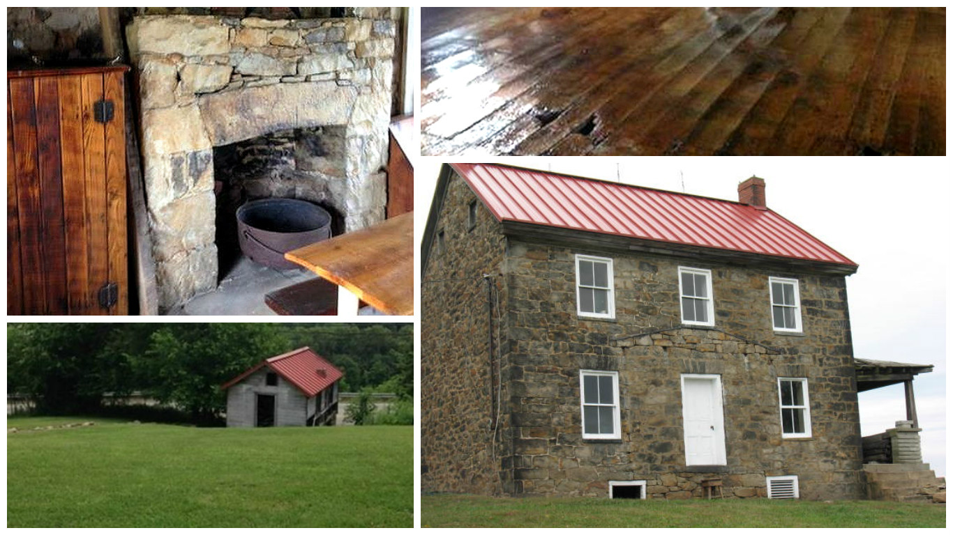 Stone Farmhouse For Sale Pa Keep It Under 100 Old Stone Homes For A Steal Old