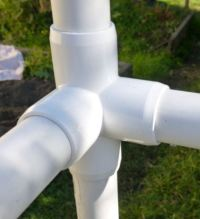 Building a PVC Greenhouse | Ramblings of a Rose Maniac