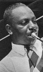 Cootie Williams, 1940s. From Esquire's 1944 Jazz Book.