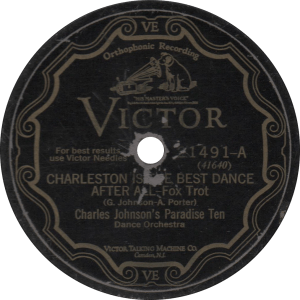 Charleston is the Best Dance After All