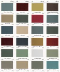Vintage Paint Colors | Old Village Paint