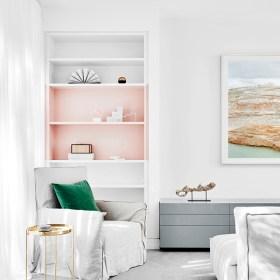 Rose Quartz Paint for the Home