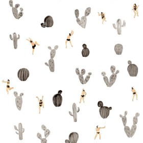 Add a Little Cactus to Your Decor