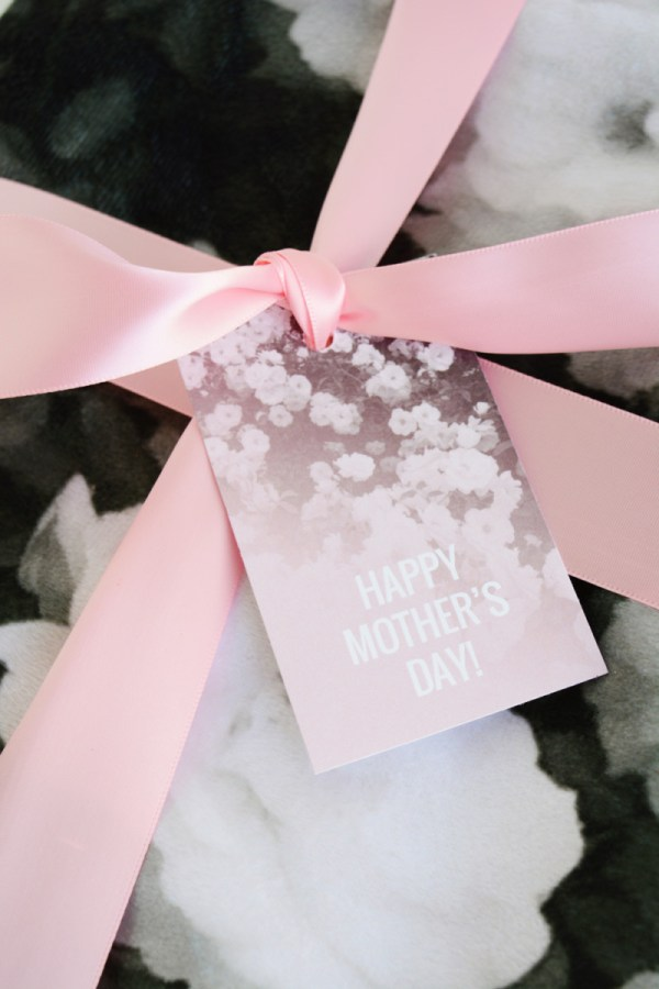 printable mother's day gift tag