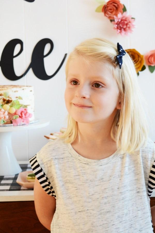 Olivia is 5