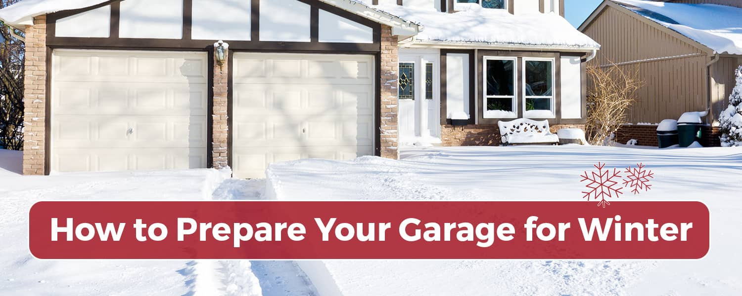 Garage Heater Minnesota How To Prepare Your Garage For Winter Ole And Lena S Mn