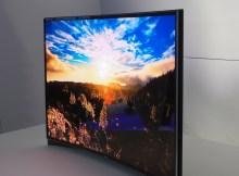 Samsung prototyp OLED tv