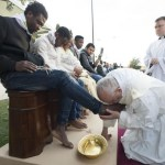 Pope Francis Footwashing