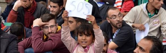 SOS for Refugees