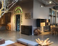 nature inspired interior design | Eccentricity Of Wood