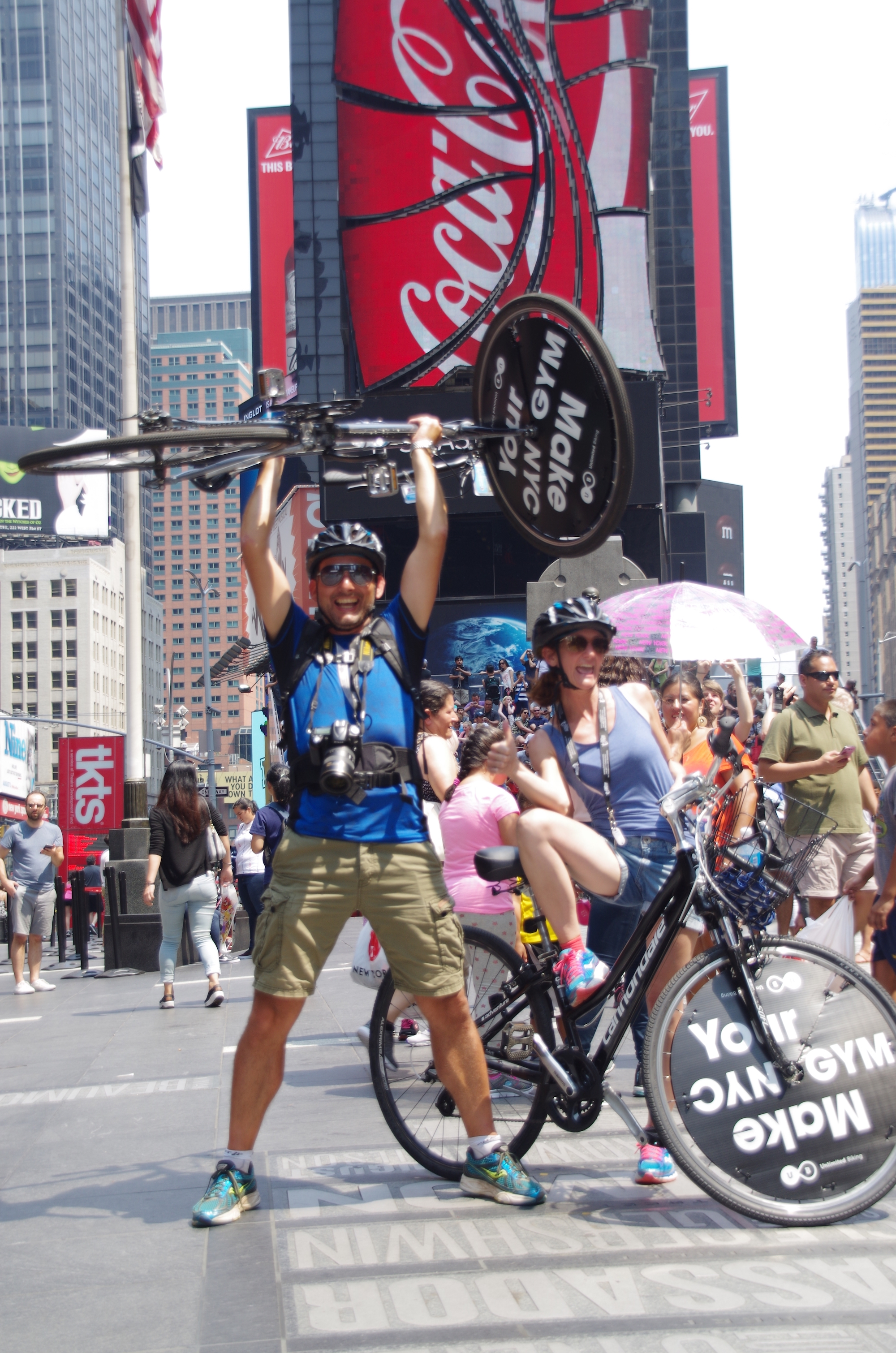 New York Bilder Central Park Bike Tours New York City Fahrradtour Durch Den