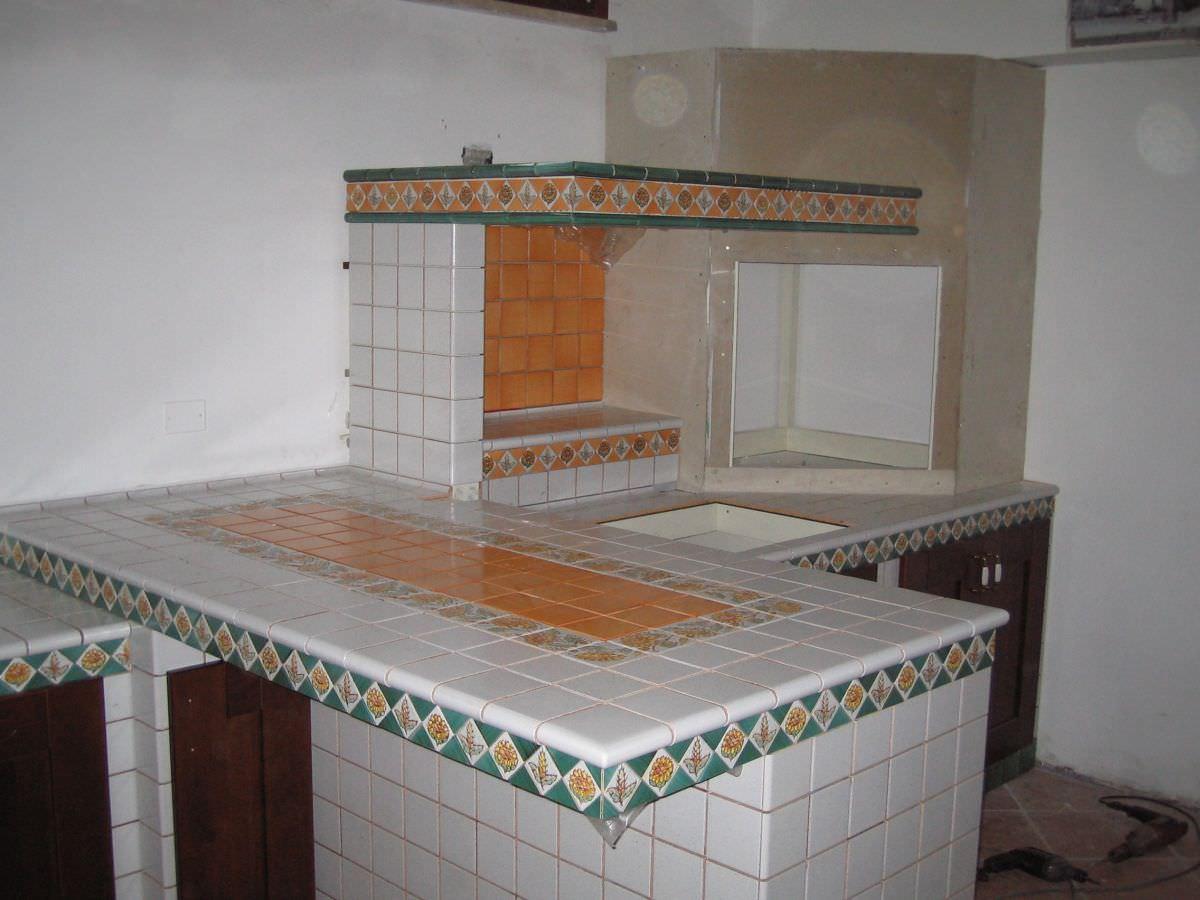 Struttura Cucina In Muratura   Cucine In Muratura Edilmorisco Di ...