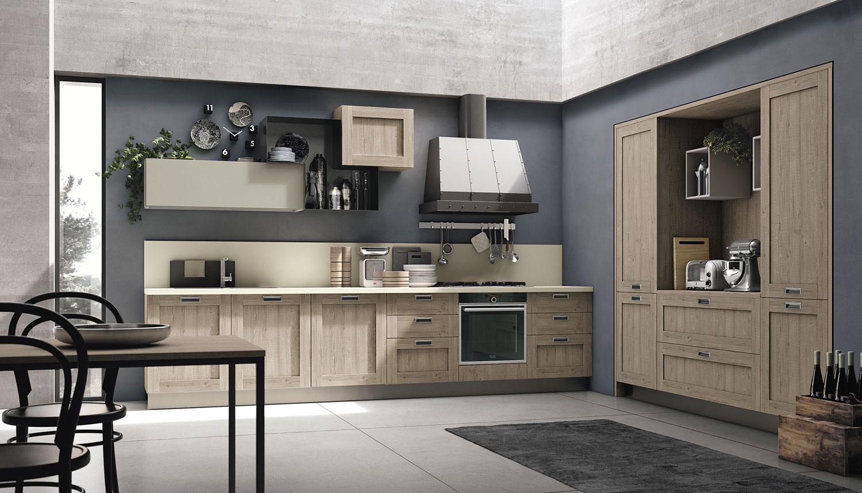 Cucina Stosa Modello 3a Bring | Replay By Stosa Cucine Zichichi Mobili