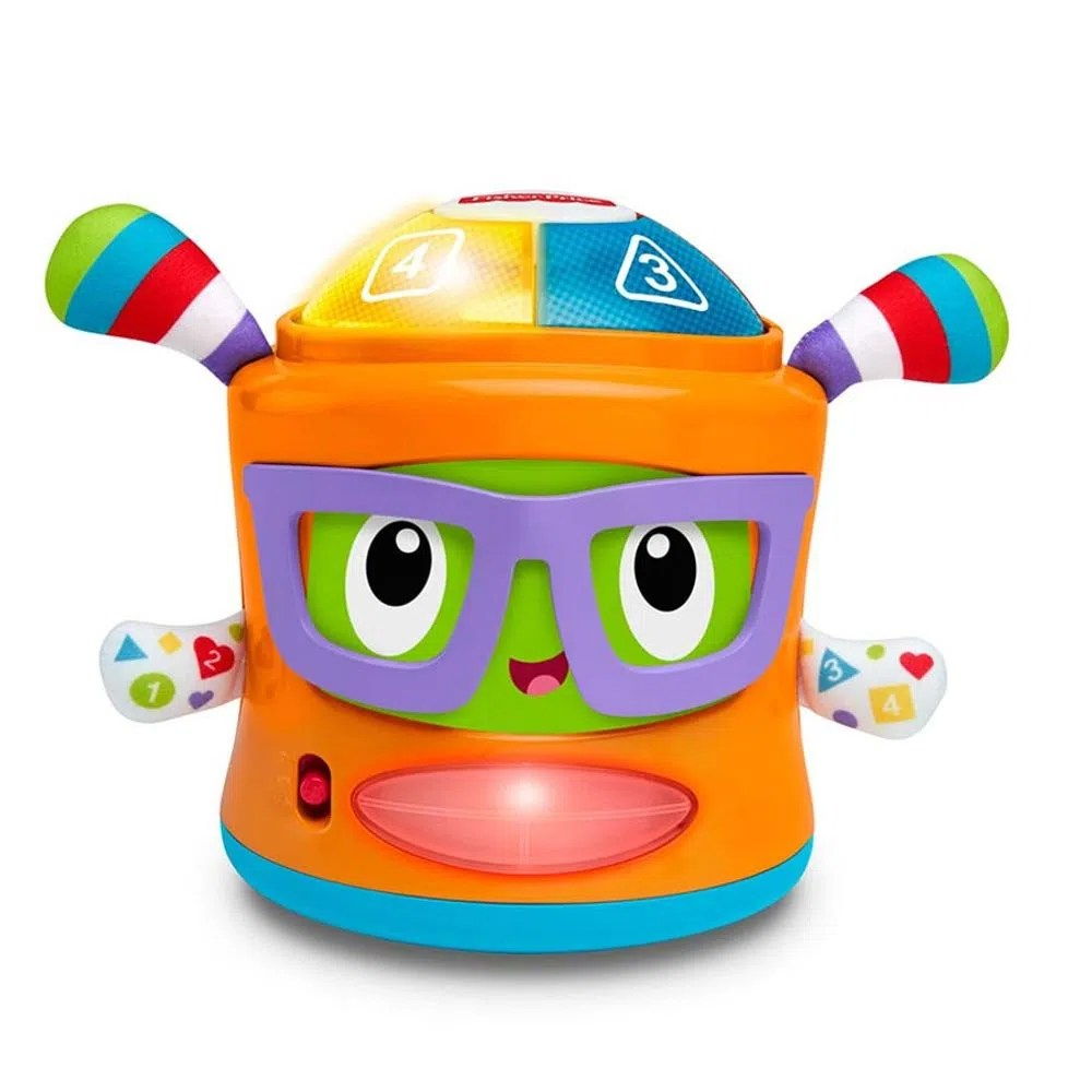Silla Aprendizaje Fisher Price Fisher Price Franky Bot