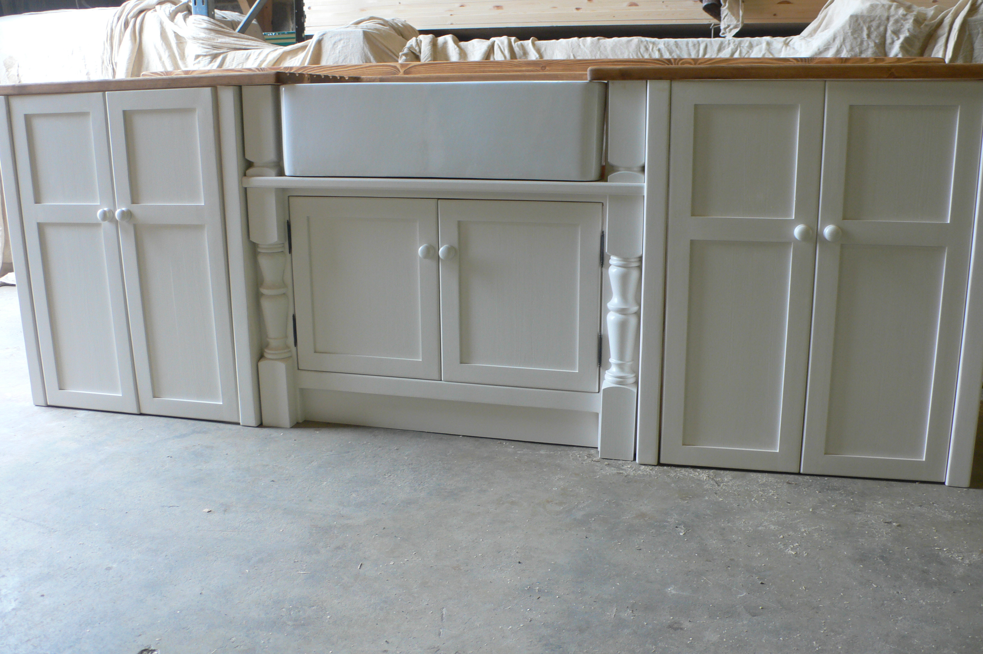 Double Butler Sink Pilaster Sink Unit With Extra Double Butler Sink The