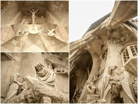Sagrada Familia Exterior