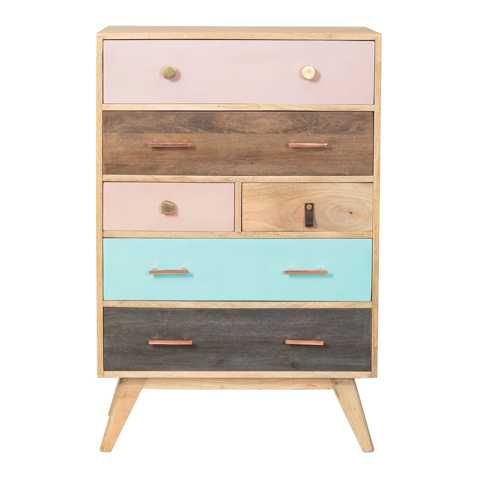 Chest Drawers January Six Chest Of Drawers Oliver Bonas