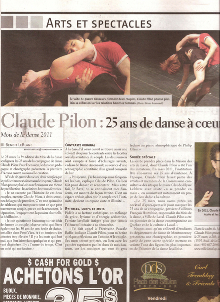 Courriel Laval Pictures In The Media Photos Dans Les Médias Oliver Koomsatira