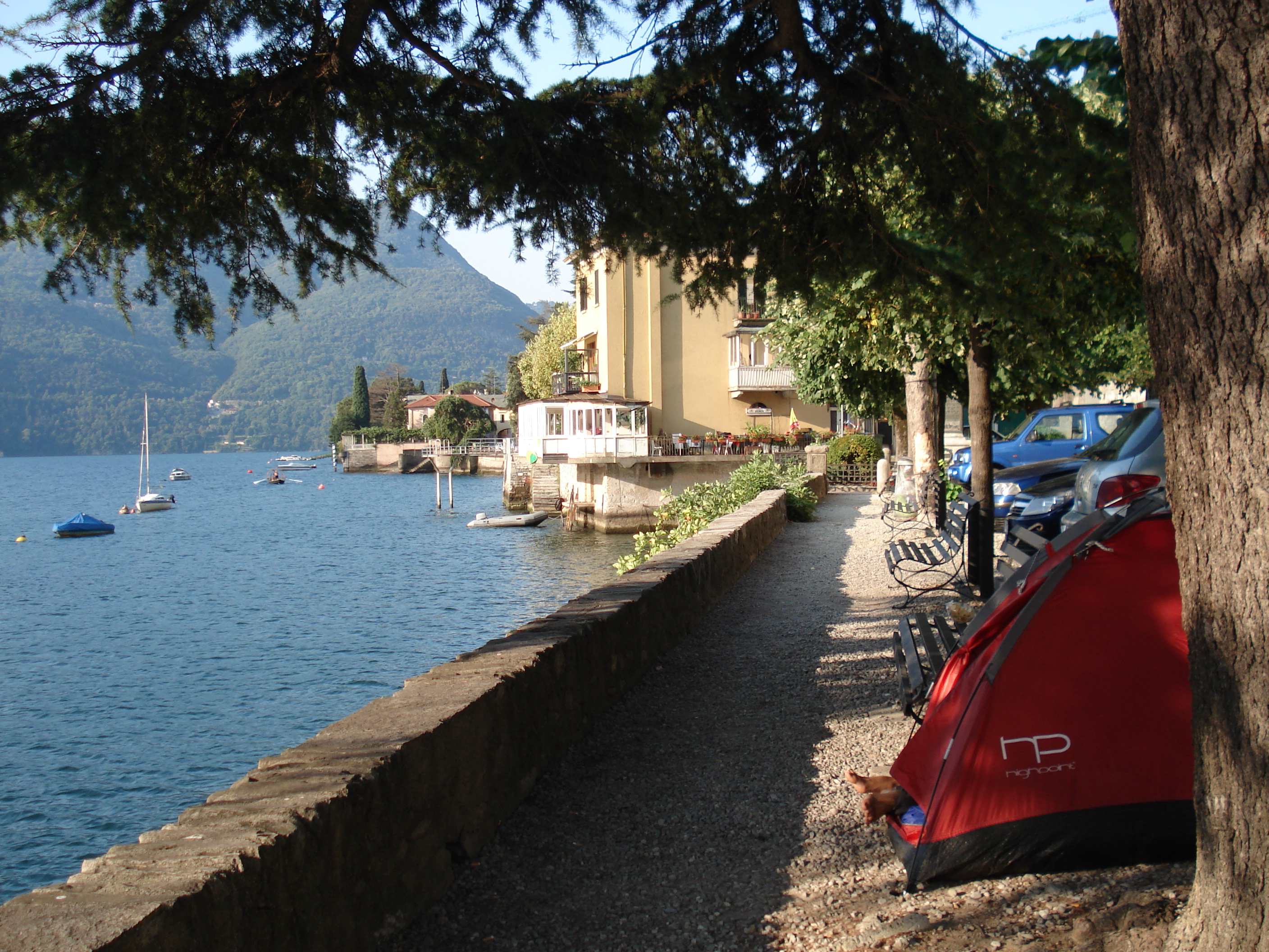 Camping Bellagio Make Your Weekends Fun By Camping At Lake Como Italy Travel