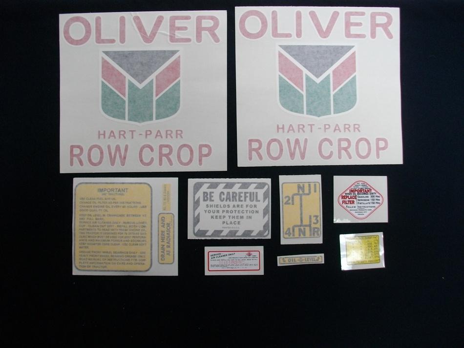Oliver Sel Wiring Diagram on
