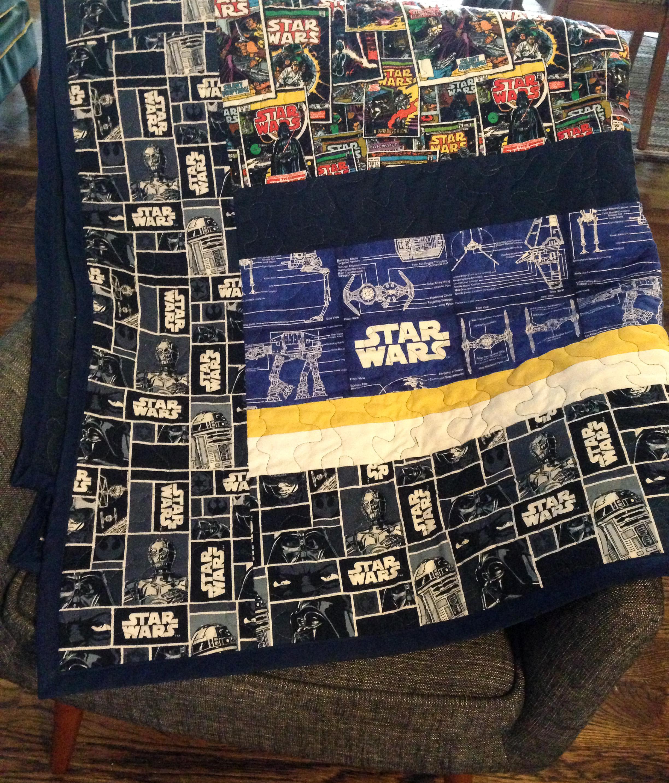 Fullsize Of Star Wars Quilt