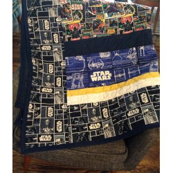 Small Crop Of Star Wars Quilt