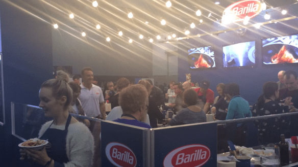 Good Food & Wine Show - Barilla Masterclass.