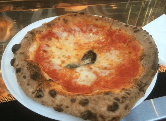 1878 - 400 Gradi - Margherita Pizza