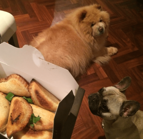 Pizza Capers - The Inferno Challenge - Pups be Plotting.