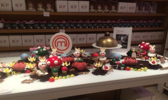Burch and Purchese - Masterchef display