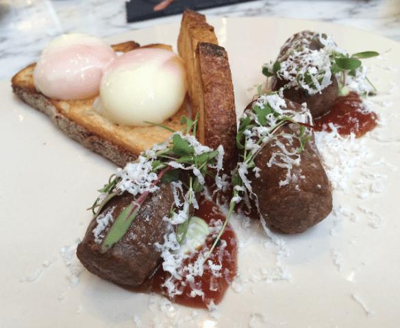 Luxbite - Lamb, mint & rosemary sausage