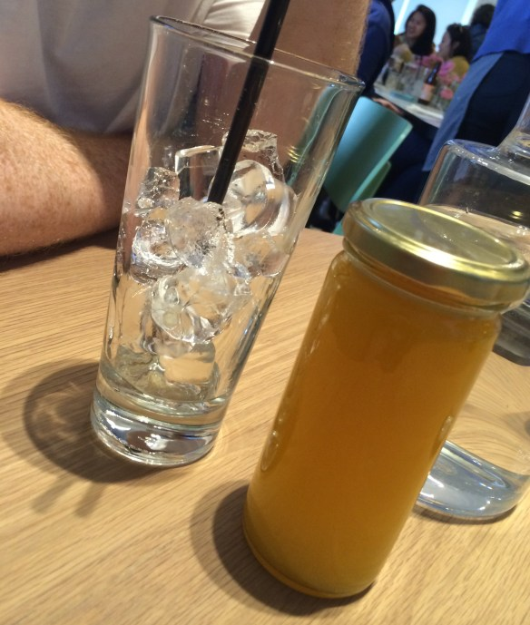 The Kettle Black – Orange juice in a jar so cute