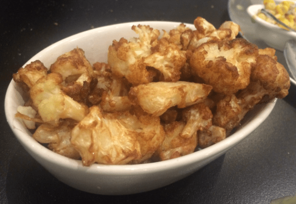 Tavlin - Fried cauliflower