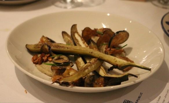 Hellenic Republic - Melitzanosalata - variations of eggplant