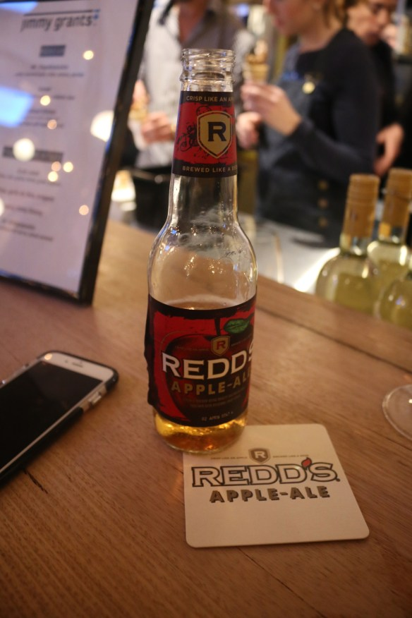 Jimmy Grants - Redds Apple Ale