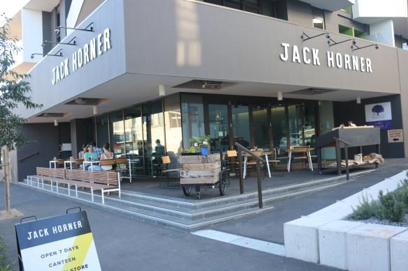 Jack Horner - Street view