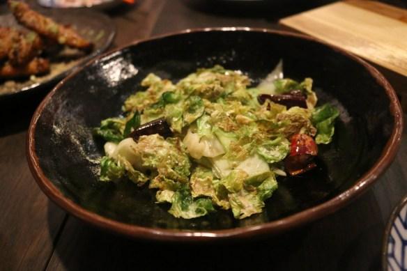 Lee Ho Fook - Cabbage salad