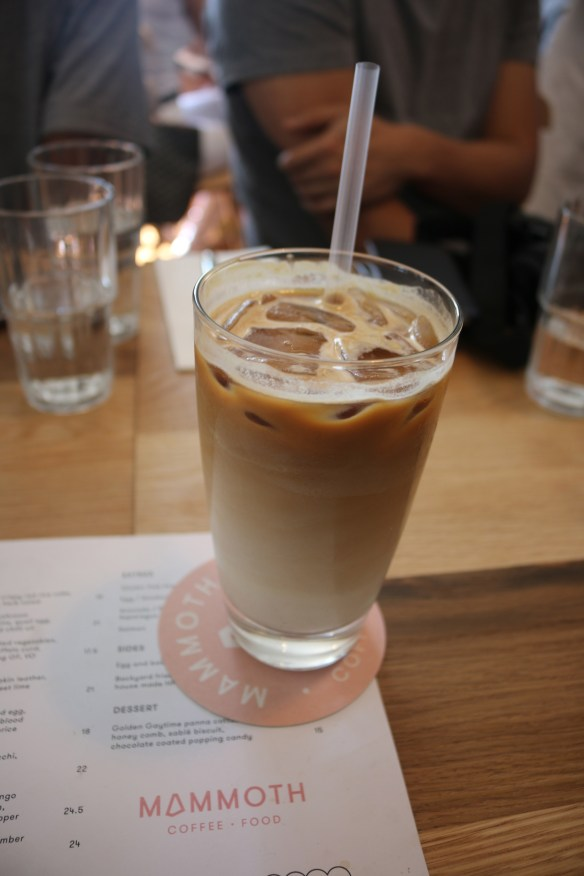 Mammoth - Iced coffee
