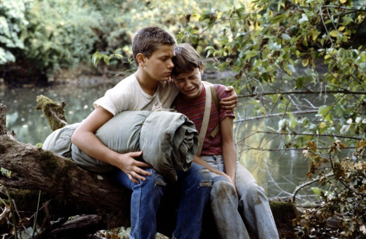 Stand By Me For Childhood Memories Friendship Loss Stand By Me
