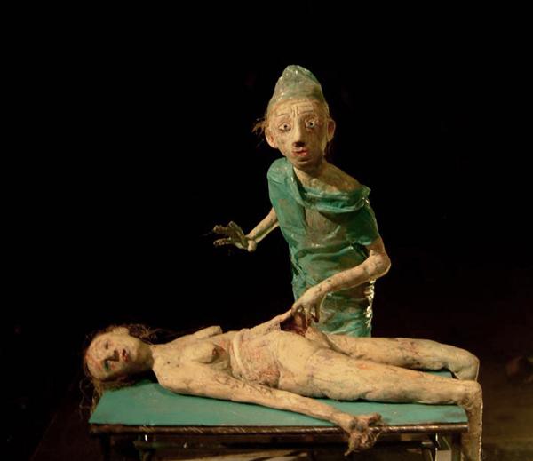 sagazan-sculpture-performance