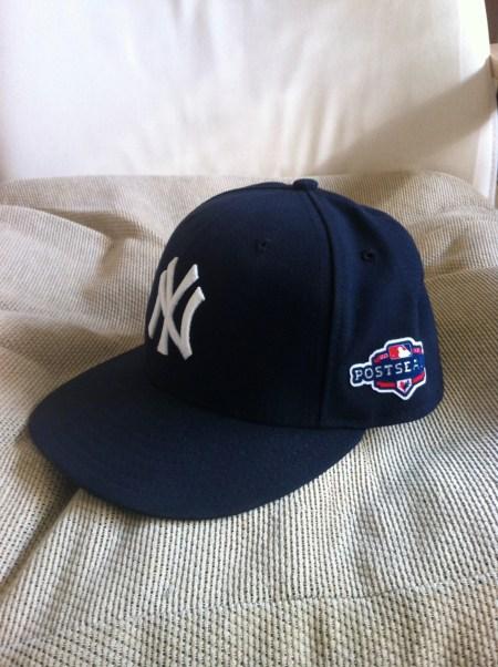 Yankees Short Billed Cap