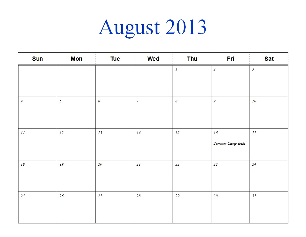 important dates in august 2013 Know more sp s on s so s red s august 21, 2013 list of important days and dates of india ( national and international )  important days and dates in august.
