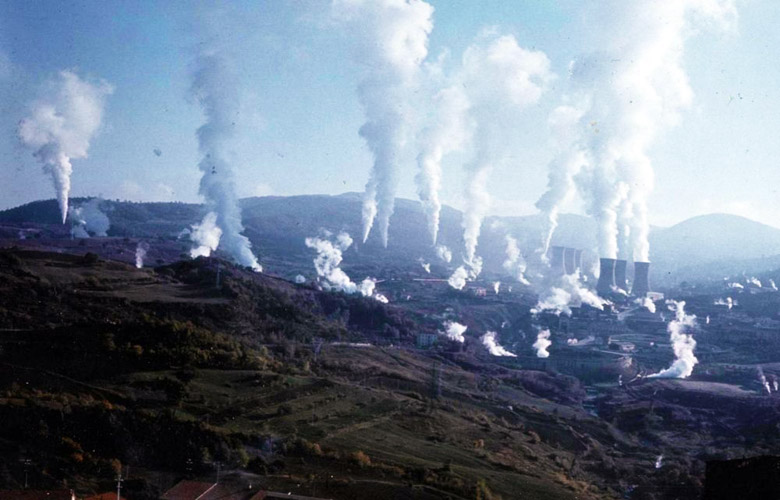 Geothermal Park, Etruscan Coast, Tuscany