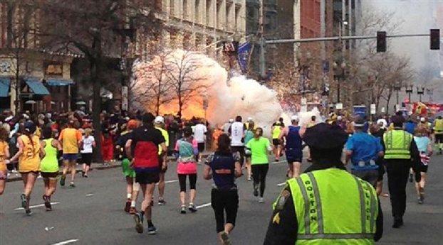 Βοστονη η εκρηξη