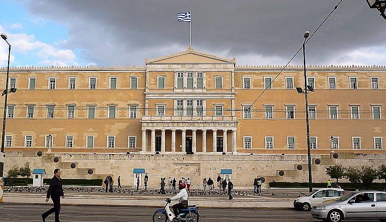 Ελληνική_Βουλή_Αθήνα