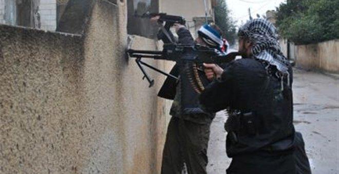 Συρια ανταρτες