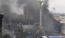 Τους 28 έφτασαν οι νεκροί στο Κίεβο – Νέα επεισόδια το πρωί παρά την εκεχειρία Γιανουκόβιτς (photos)