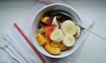 6 βραδινά σνακ για απώλεια βάρους
