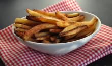 Μάθε πως να φτιάχνεις νόστιμες και light τηγανητές πατάτες