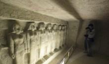 Λύθηκε το μυστήριο του…στοιχειωμένου αρχαίου αιγυπτιακού αγάλματος! – Δείτε το βίντεο.
